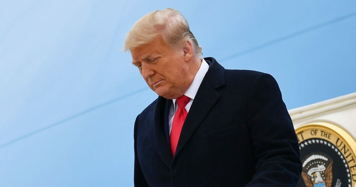 Trump was 'borderline screaming' and 'deeply unhappy' over his defense lawyers' performance in his impeachment trial, per report