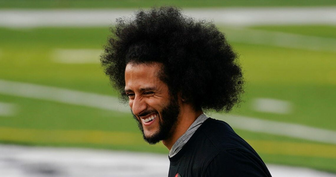 Why stop at a SPAC? Colin Kaepernick should have a mutual fund.