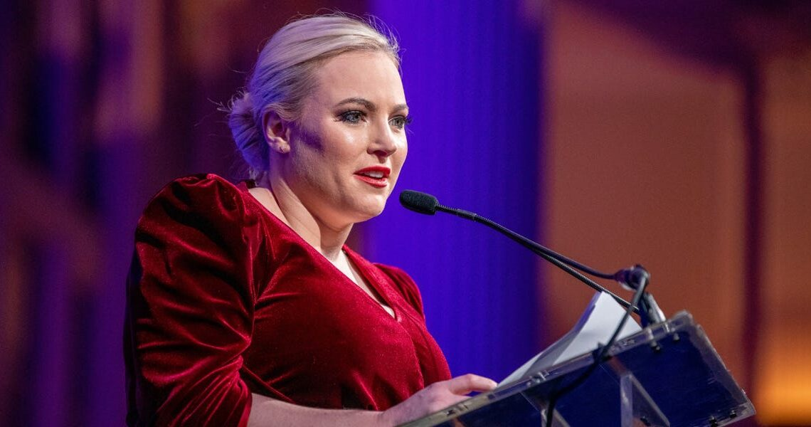 'The View' co-host Meghan McCain complained that she doesn't know when she'll be able to get a vaccine and said Fauci should be fired