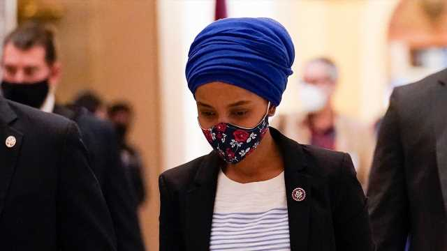 GOP lawmakers seek to remove Omar from committees as Dems press to drop Taylor Greene from panel
