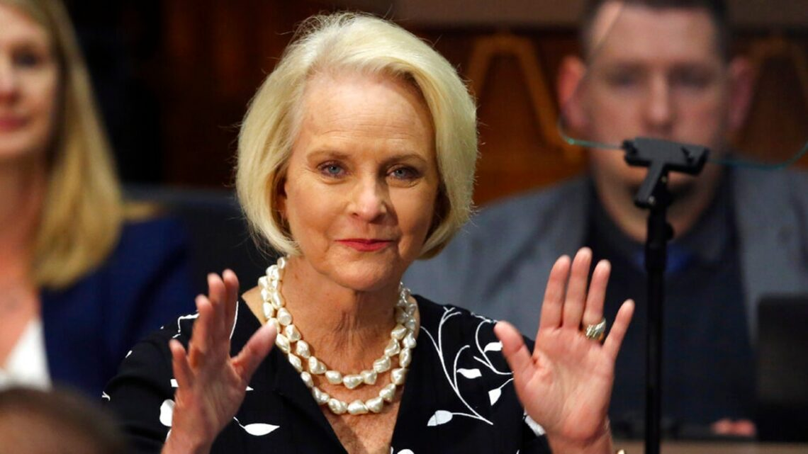 Cindy McCain memoir about late husband coming in April