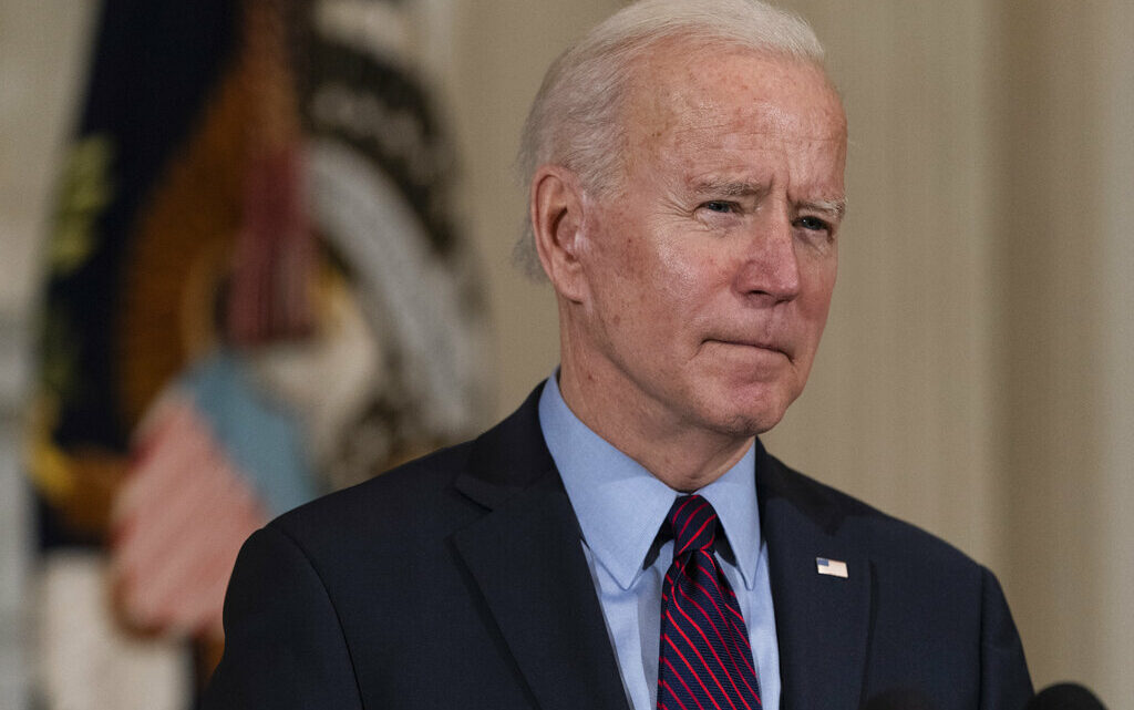 Live Updates: Biden says team on track to surpass 100 million vaccine doses in first 100 days
