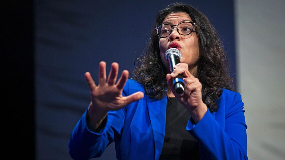 'Squad' member Rashida Tlaib tells White House to 'quit messing around' on stimulus checks