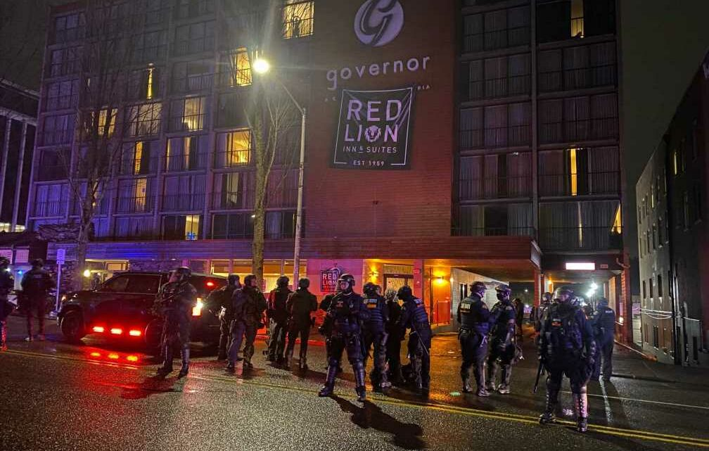 Jason Rantz: In Washington state, radicals are using homeless as pawns in hotel takeovers