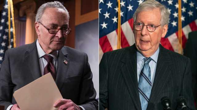 Senate approves impeachment timeline as Trump's second trial kicks off