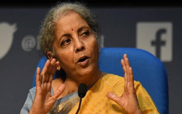 Govt. to work with RBI for execution of bank privatisation plan, says Sitharaman