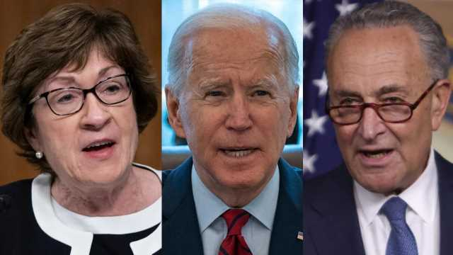 GOP senators to meet Biden Monday on coronavirus relief as Dems ready to pass bill without Republican support