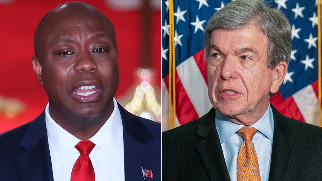 GOP Sens. Roy Blunt, Tim Scott introduce amendment to withhold funds from schools that don't reopen