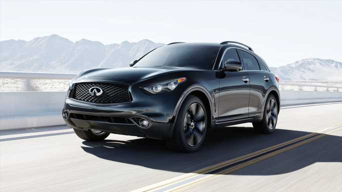 Infiniti Tops List of America's Least-Liked Car Brands