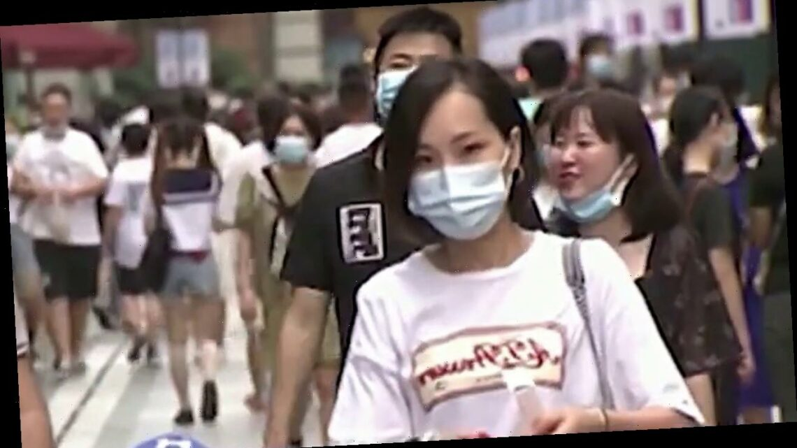 China says no new local COVID-19 infections for first time in two months: report