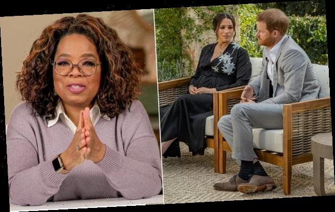 The four demands Prince Harry and Meghan Markle made to Oprah Winfrey