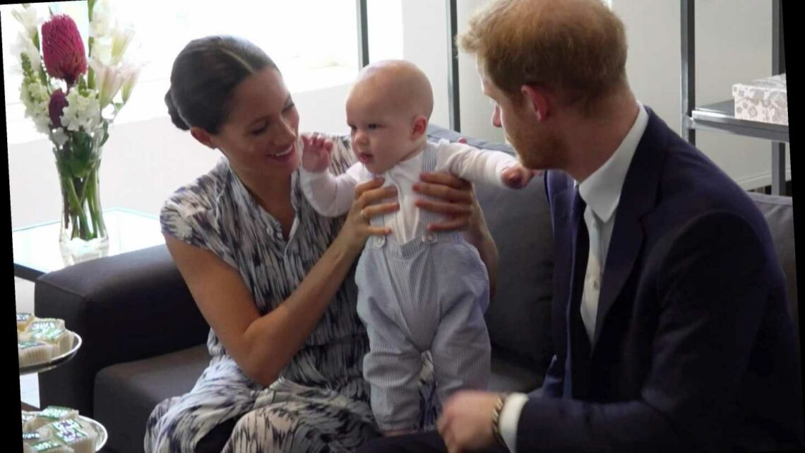Does baby Archie have a royal title? – The Sun