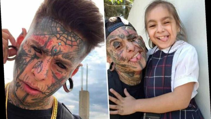 Body modification-obsessed dad spends £4,000 to get beads implanted into his penis