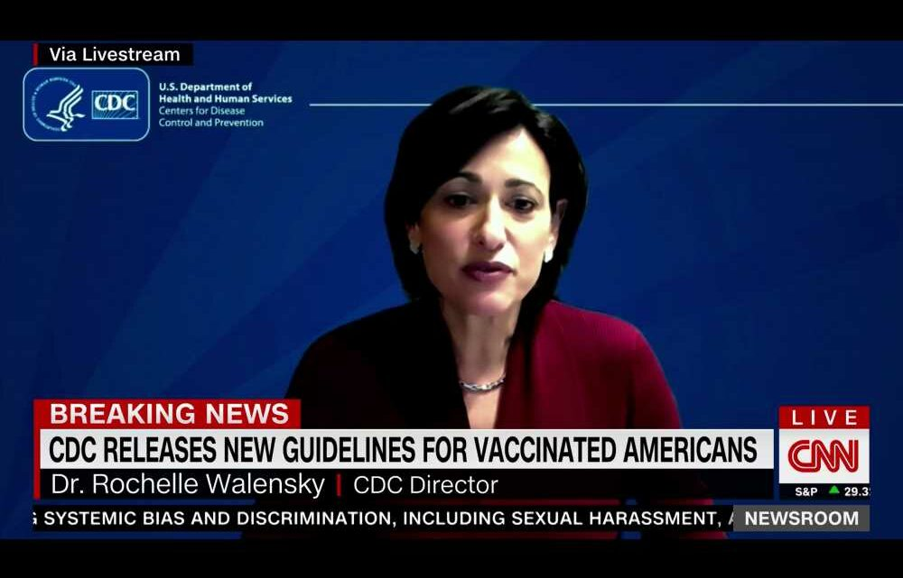 New CDC Guidelines: Fully Vaccinated Can Gather Indoors Without Masks