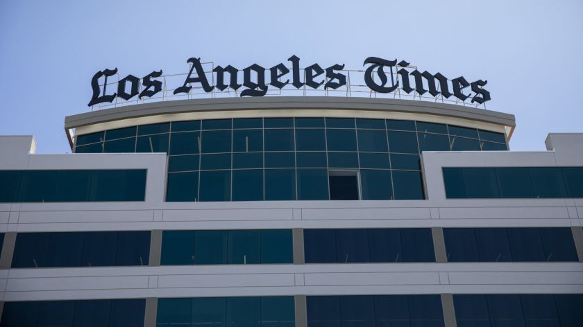 Los Angeles Times Receives $10 Million PPP Loan