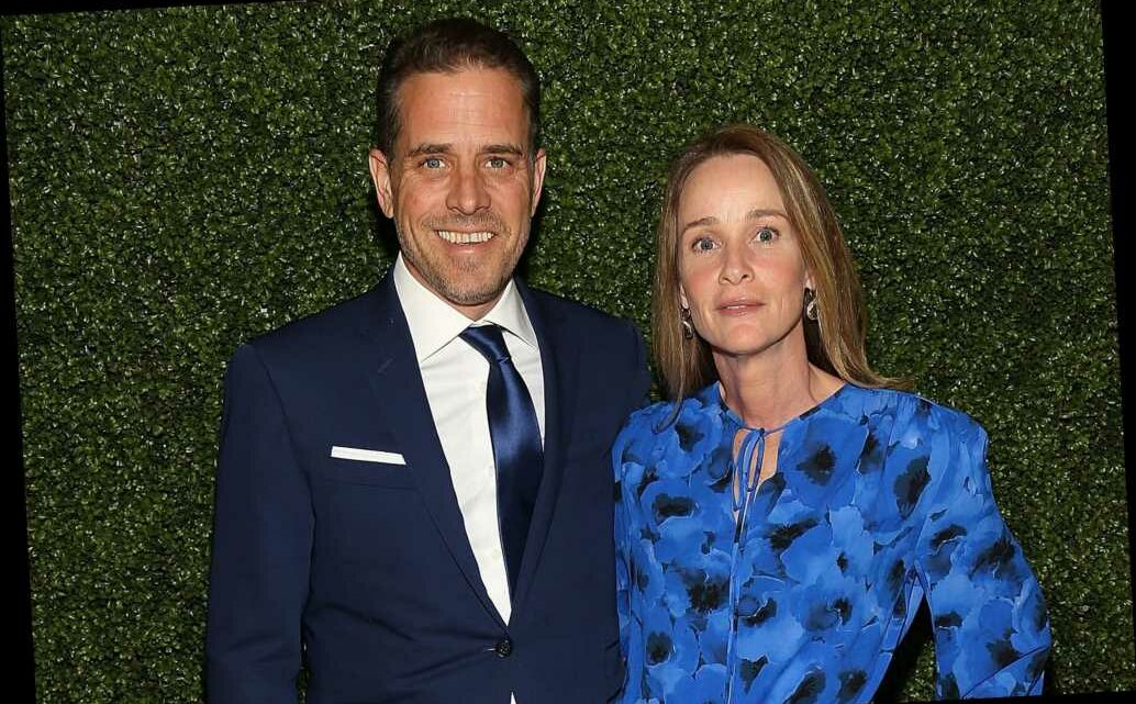 Book details how Hunter Biden's wifefound out about affairwith Beau's widow