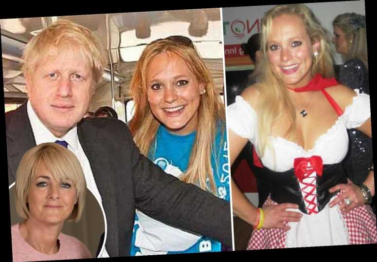Jennifer Arcuri, didn't you have any clue your affair with   Bonking Boris Johnson wasn't going to last?