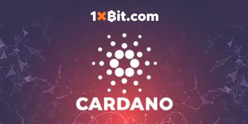Cardano Is Now Up For Gambling – On 1xBit