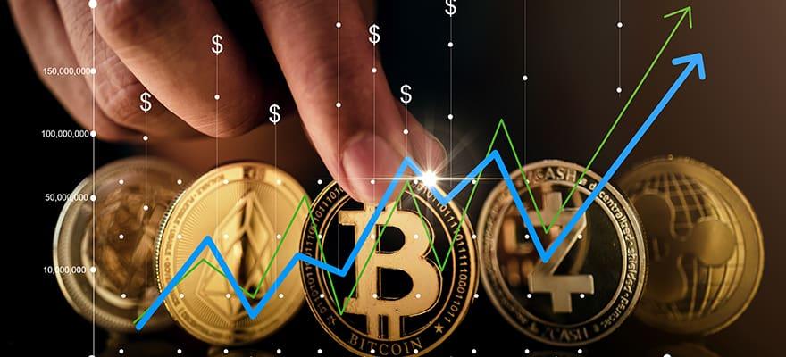 Cryptocurrency Economy Reaches $1.9 Trillion Market Cap