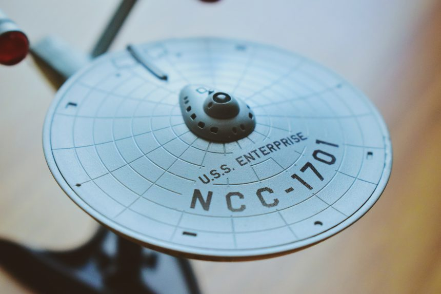 Trekkies Rejoice, Real World Shatner NFTs Now Available to Buy