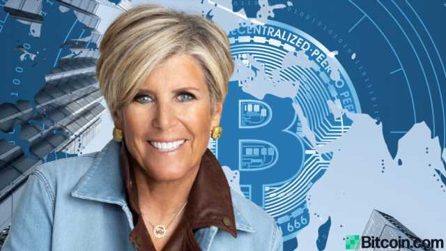 Personal Finance Expert Suze Orman Says 'I Love Bitcoin' — Advises How to Buy BTC, Praises Paypal – Bitcoin News