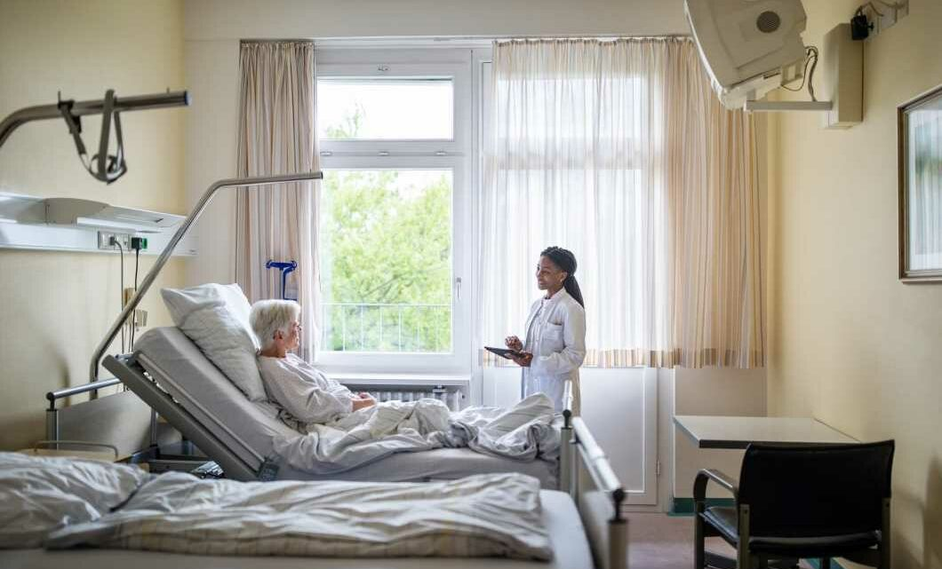 Congress' latest coronavirus relief proposal could help keep some seniors out of nursing homes