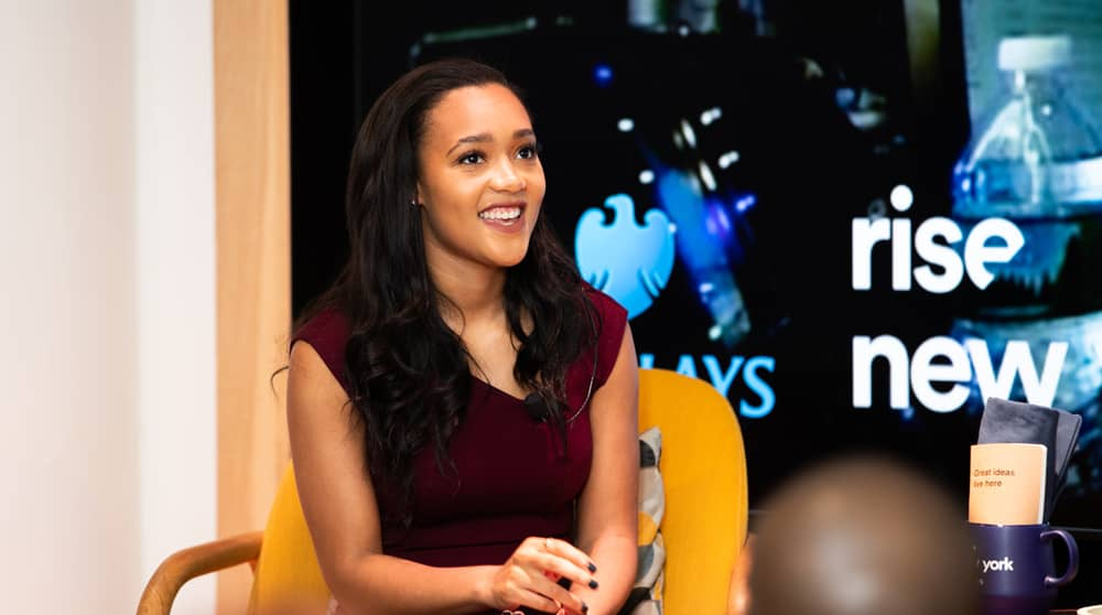 Former NYSE traders Lauren Simmons and Martina Edwards talk breaking barriers in finance