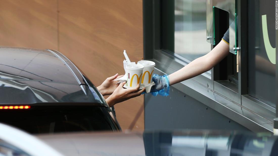 Internet mocks McDonald's new meatless burger