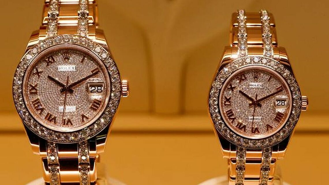 A masterstroke that keeps demand for Rolex watches sky-high