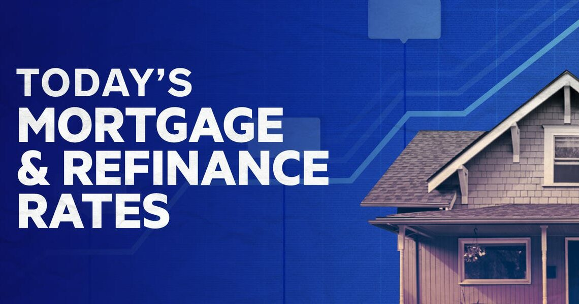 Today's mortgage and refinance rates: March 18, 2021 | Rates jump