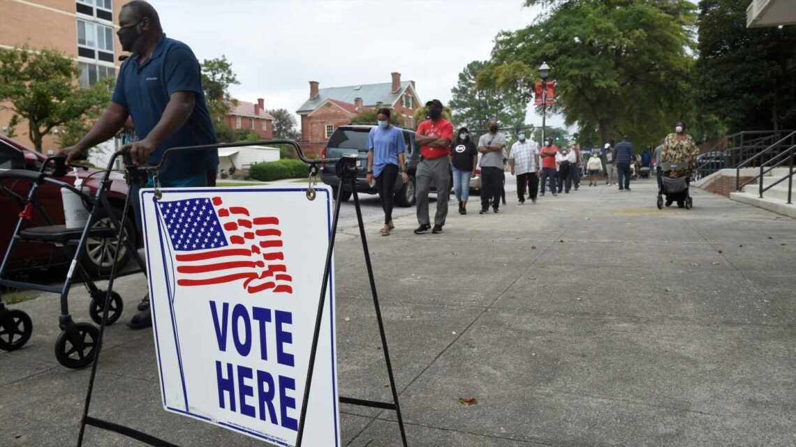 The House is going to vote on a sweeping voting rights act. What's in it?