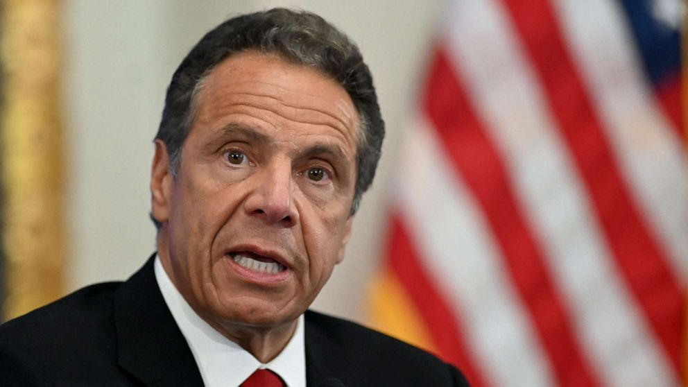 Gov. Cuomo faces calls to resign from lawmakers after 3rd woman comes forward