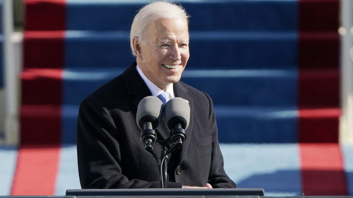 Psaki says Biden will hold press conference 'before the end of the month'