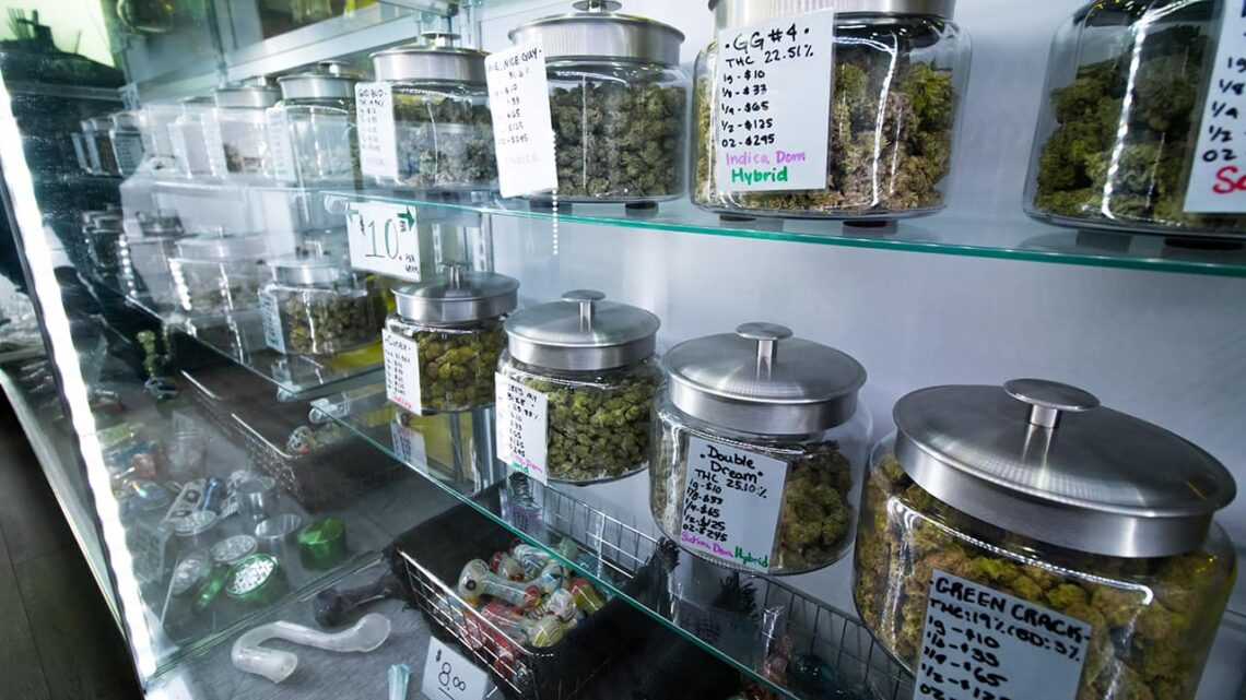 State pot rollouts lag amid court challenges, legislative wrangling after voters backed legalization in 2020