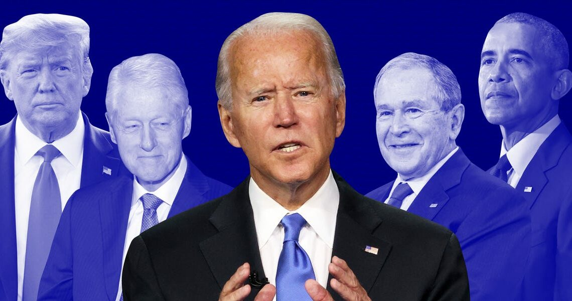 10 Things in Politics: How Biden's 100 days compare