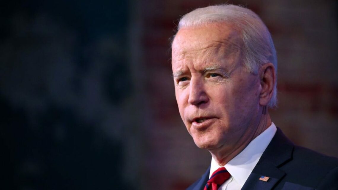 'America is on the move again,' Biden will say in first speech before Congress