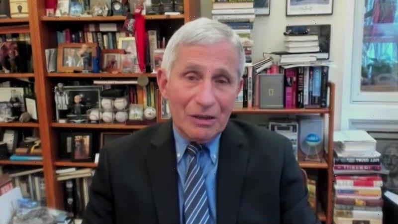 Anthony Fauci's words of COVID warning for Australia