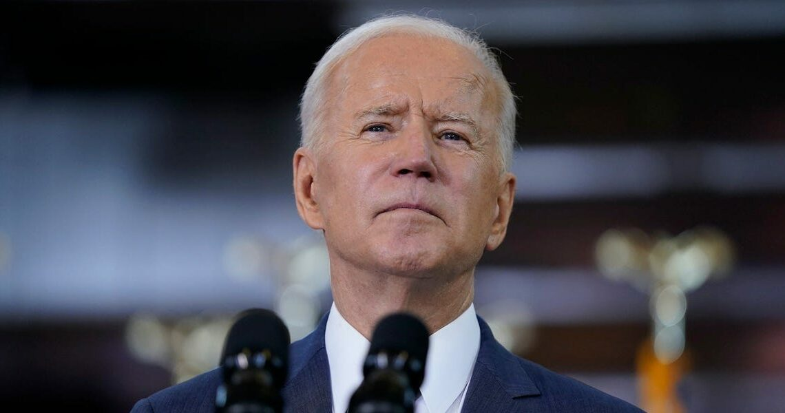 Biden wants to entirely pay for trillions in new spending by raising taxes on corporations and the wealthy