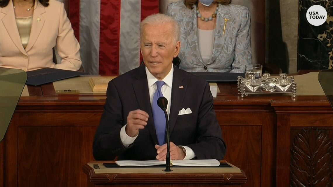 Biden's speech to Congress: Cradle-to-grave liberalism or popular fixes to festering problems?