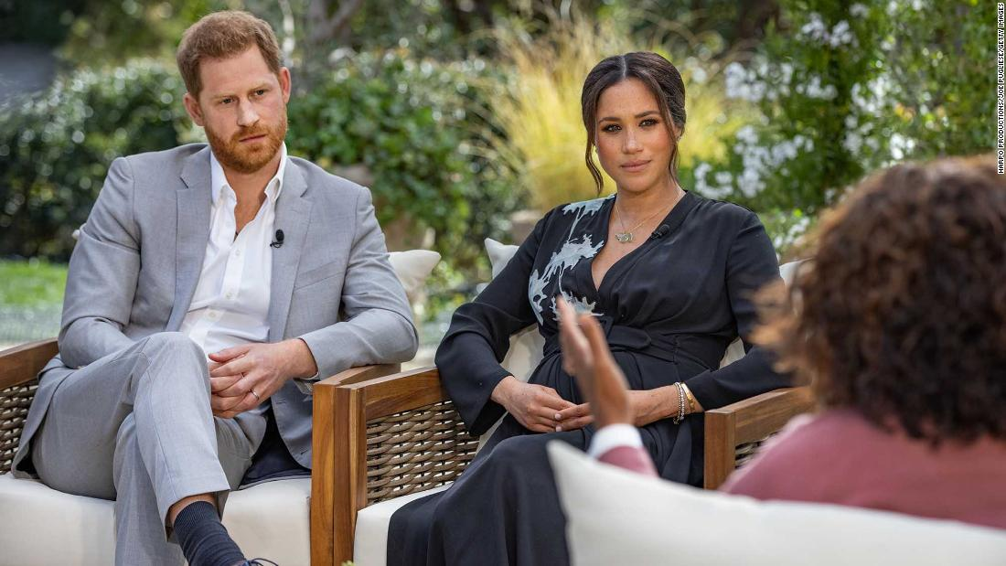 Black Britons react to backlash over Meghan and Harry's interview