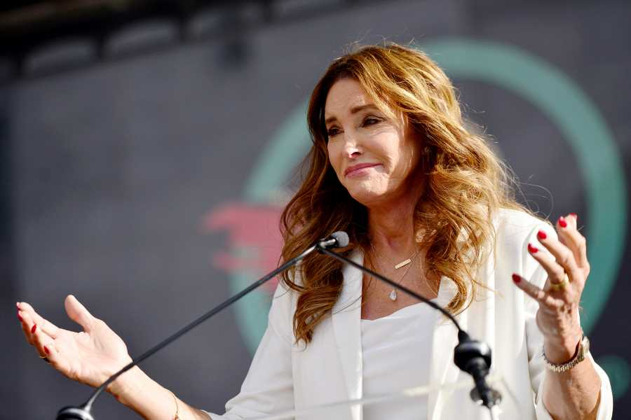 Caitlyn Jenner Files Paperwork to Run for Governor in California