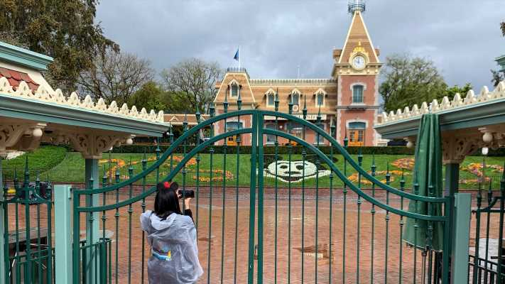Disneyland to welcome back guests for the first time in 412 days; more states seeing cases in younger adults: Live COVID-19 updates