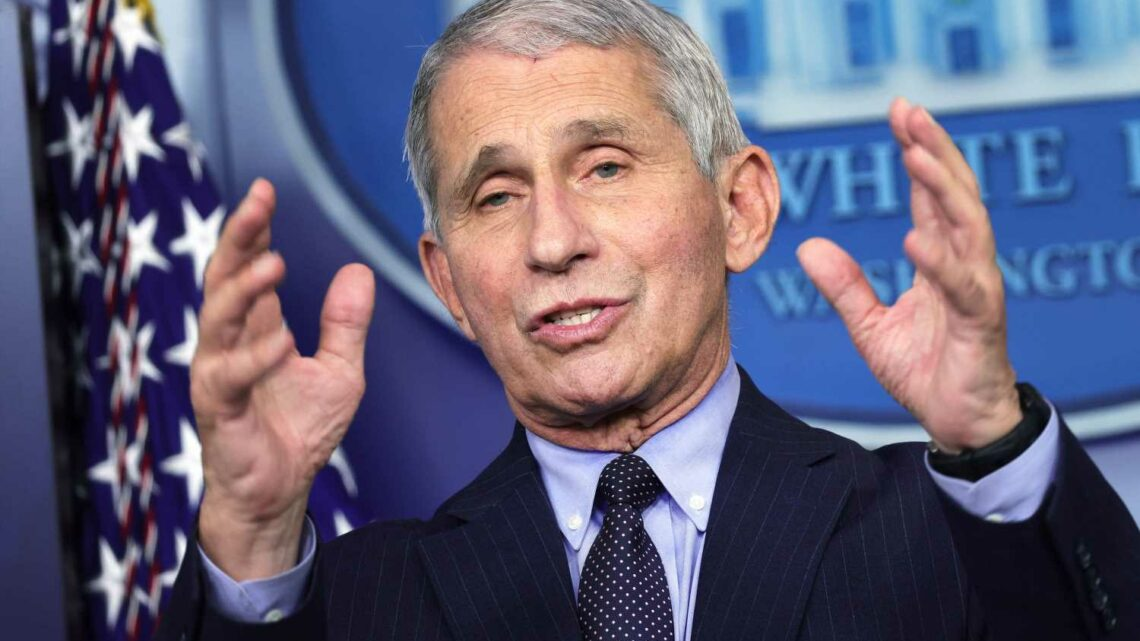 Dr. Fauci: 'We very well may need to get booster shots' for Covid — here's when