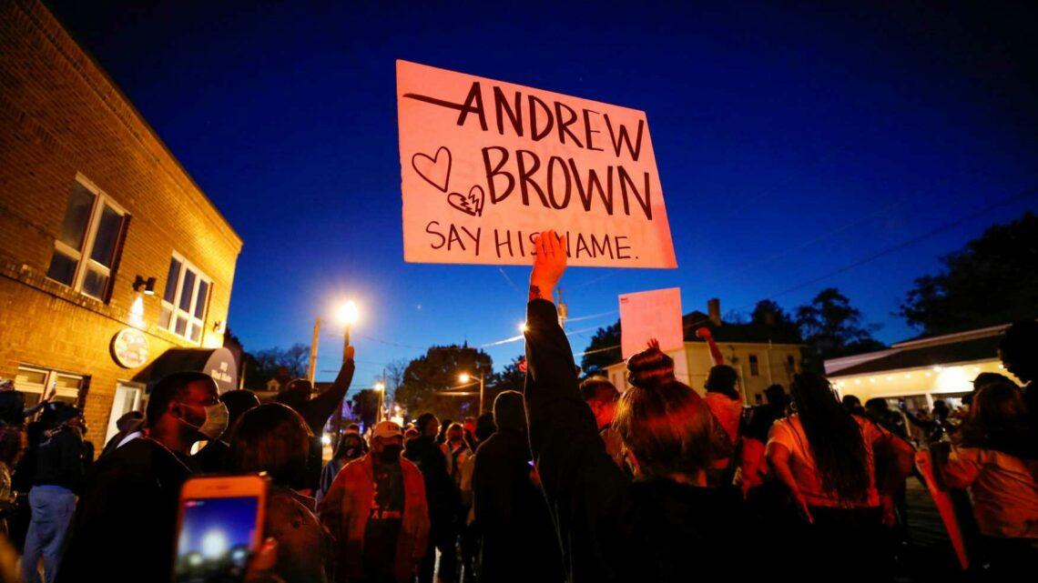 FBI opens civil rights probe into killing of Andrew Brown Jr. in North Carolina