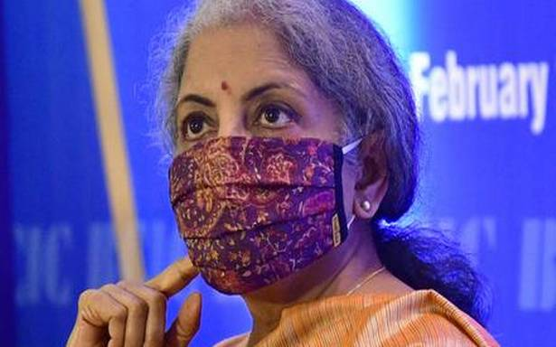 Govt. working to save lives, livelihood: FM Nirmala Sitharaman tells India Inc.