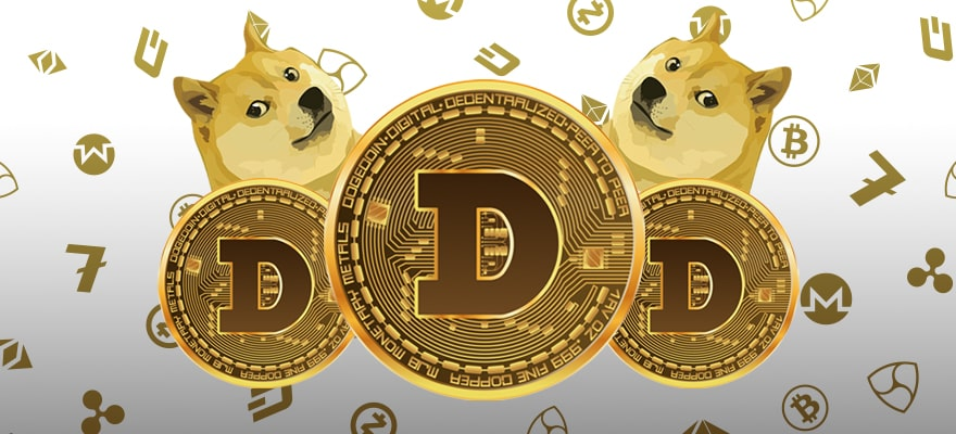 Happy 'DOGE Day': DogeCoin Rallies 455% in the 7 Days Preceding 4/20