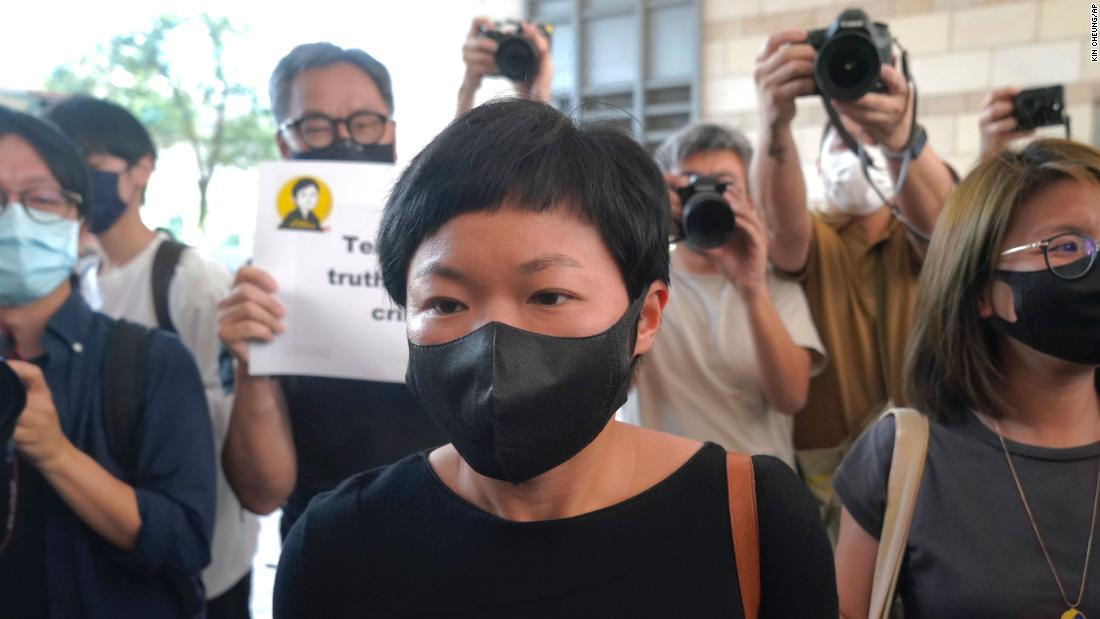 Hong Kong's press freedom is under attack