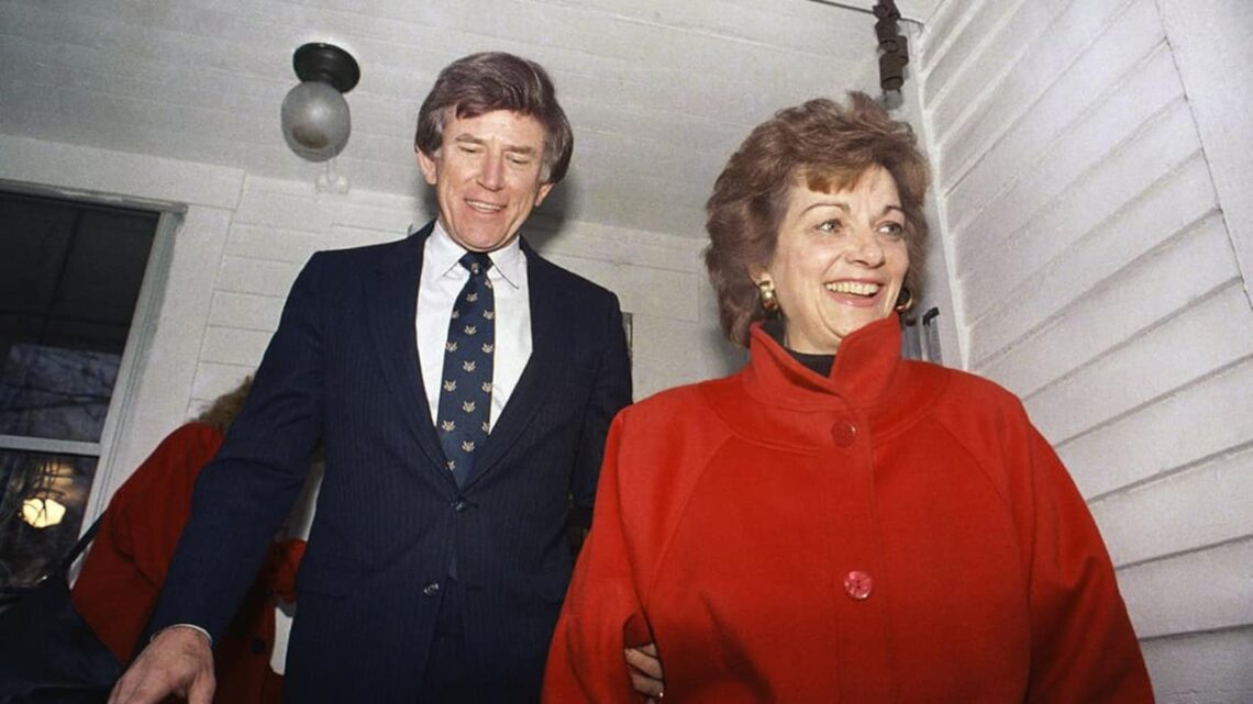 Lee Hart, wife of former Democratic presidential contender Gary Hart, dead at 85