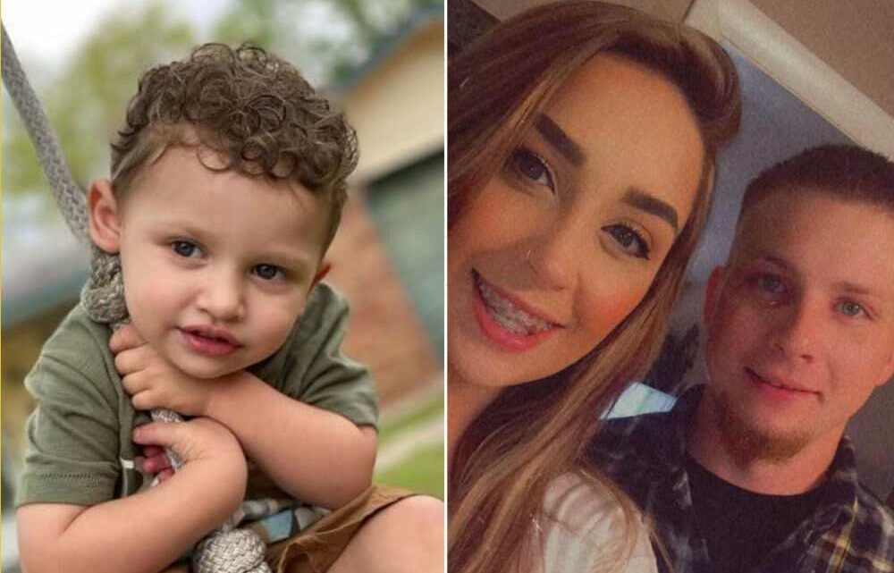 Man fatally shoots pregnant wife, 23, and toddler son in murder-suicide