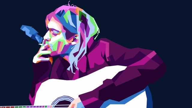 Never-Before-Seen Pictures of Kurt Cobain's Iconic Photoshoot to Be Sold a NFTs – Bitcoin News